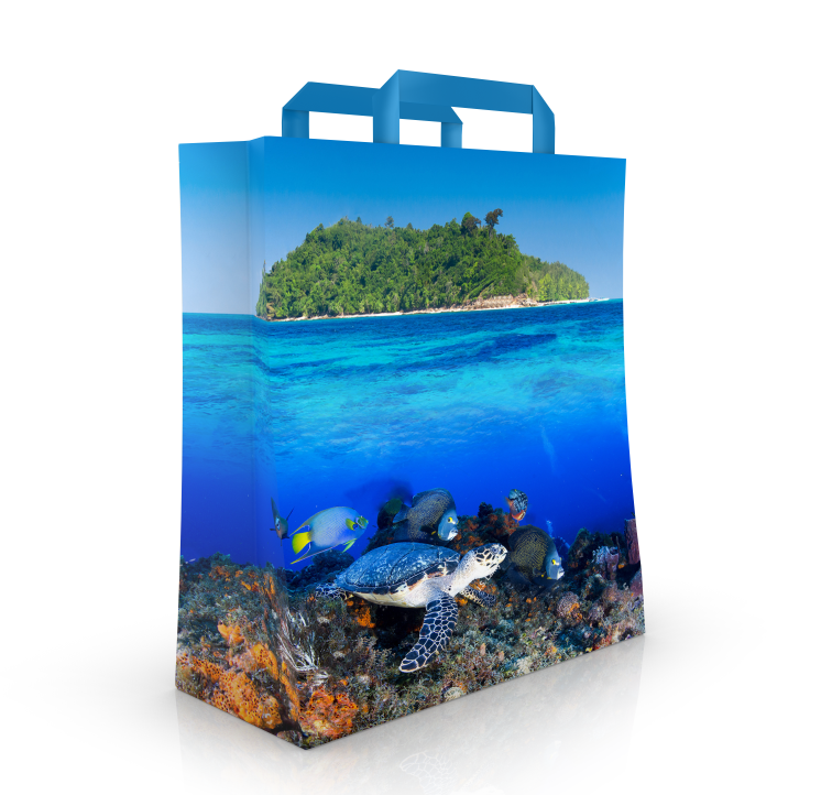 Clean Seas bag