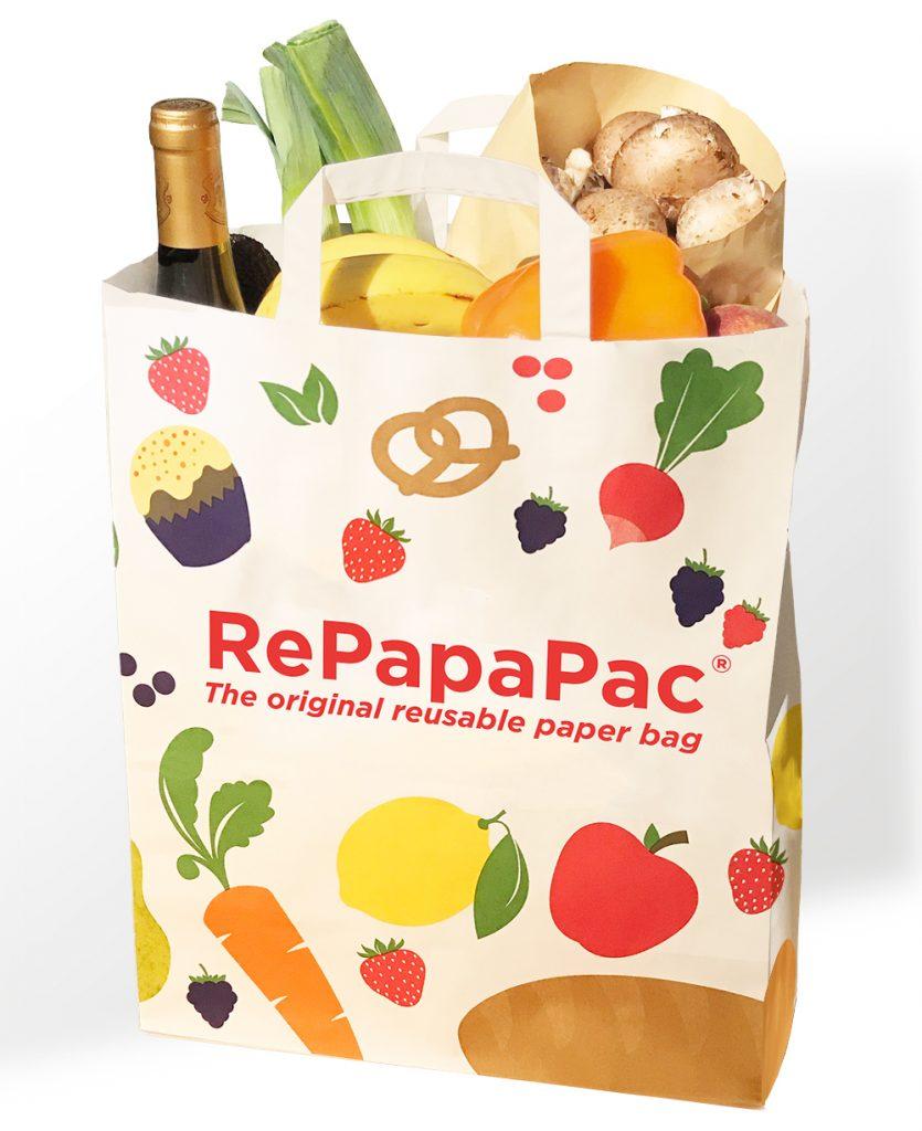 Papírový sáček na jedno použití RePapaPac