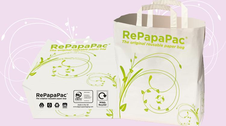 RePapaPac Sustainability Credentials
